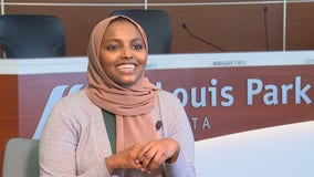 23-year-old sworn in as youngest and first Muslim-American St. Louis Park City Councilor
