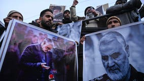 Global powers warn of 'a more dangerous world' after US killing of top Iran general