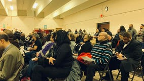 St. Paul leaders listen to community members about unprecedented year of violence