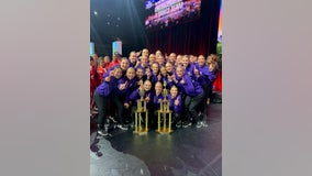 University of St. Thomas dance team brings home two national titles for the second year in a row