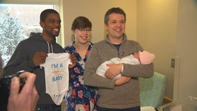 Newborns in St. Paul get $50 to jump start college savings account