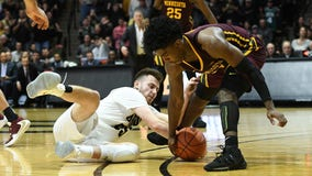 Gophers fall at Purdue in double OT, 83-78