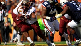 Gophers beat Auburn 31-24 in Outback Bowl to cap 11-win season