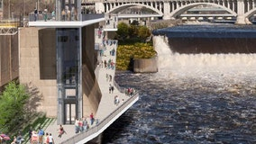 Proposed Wishbone promenade seeks to give 'dramatic' view of Mississippi River in Minneapolis