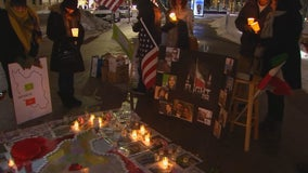 Twin Cities group holds vigil for victims of Iran plane crash