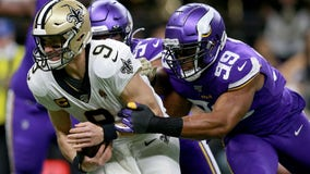 Vikings' Danielle Hunter 'just eager to get back on the field'