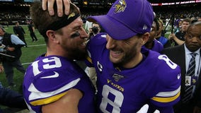 'This opportunity doesn't come often': Vikings look to avoid letdown at 49ers after emotional playoff win