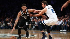Allen Crabbe calls trade to Wolves a 'match made in heaven'