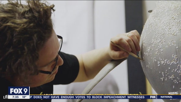 Oscar-nominated movie uses technology from local 3D printing company