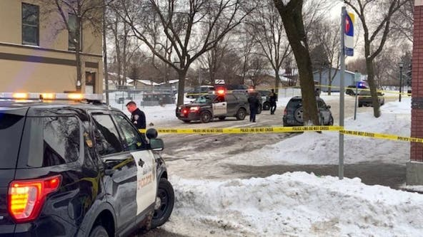 Suspect in fatal St. Paul shooting arrested during traffic stop in Red Wing, Minnesota
