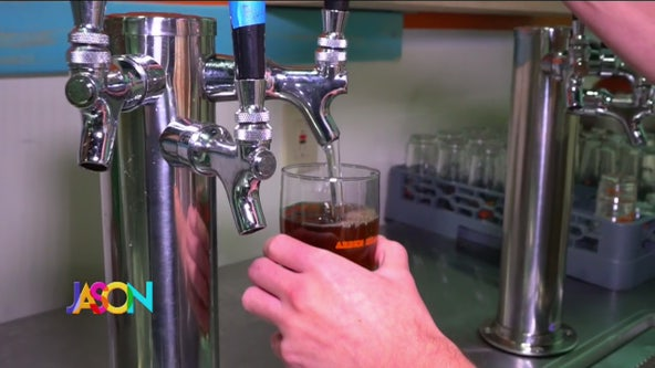 We're feeling bubbly! Jason takes a trip to Northern Soda Company and gets to make his own flavor
