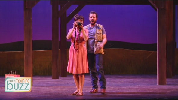 """Romance in the air - """"The Bridges of Madison County"""" opens at Artistry"""