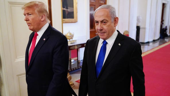 President Trump's Middle East peace plan calls for Palestinian state, settlement freeze