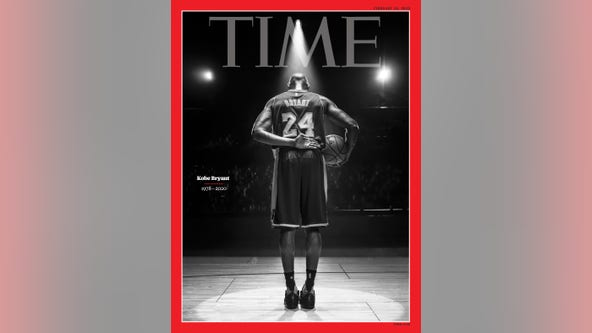 TIME Magazine will honor Kobe Bryant by releasing new cover commemorating former NBA star