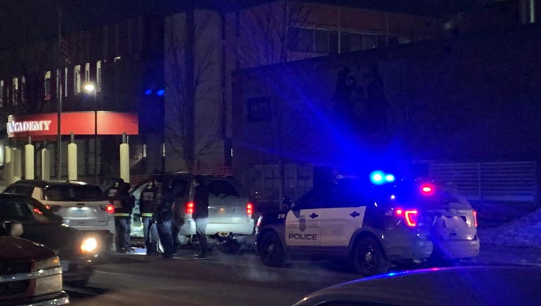 vehicle recovered south Minneapolis