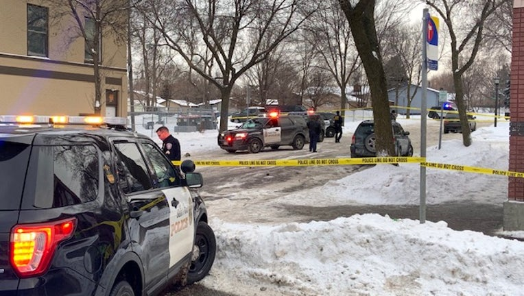 St. Paul frogtown shooting