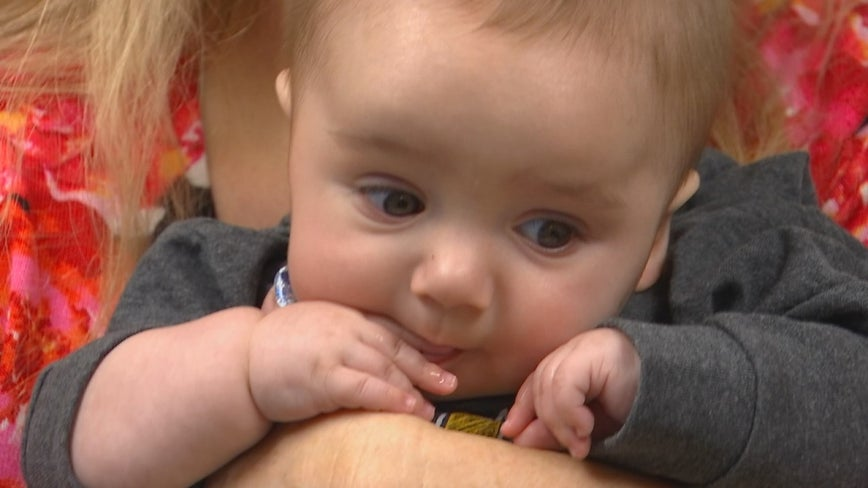 'Miracle' Minneapolis baby defies odds in recovery after near-deadly shaking