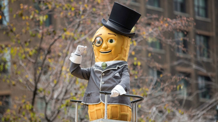 Planters kills off iconic Mr. Peanut mascot ahead of Super Bowl
