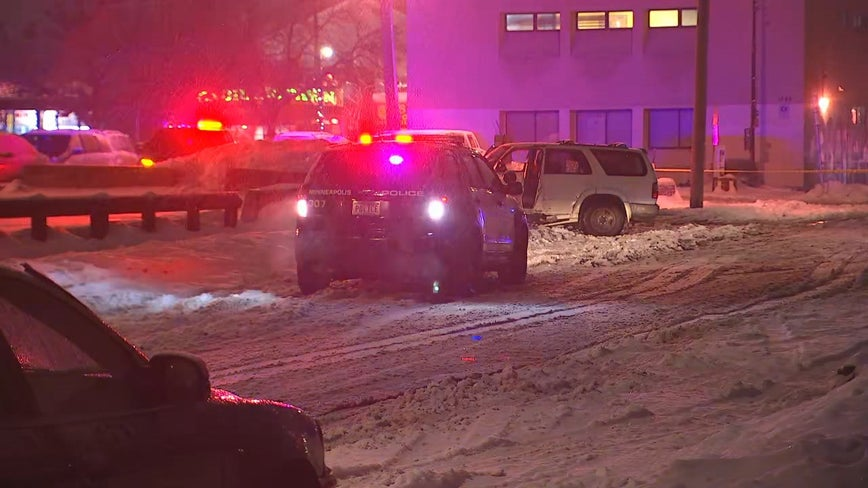 Police investigating after man shot in face in south Minneapolis