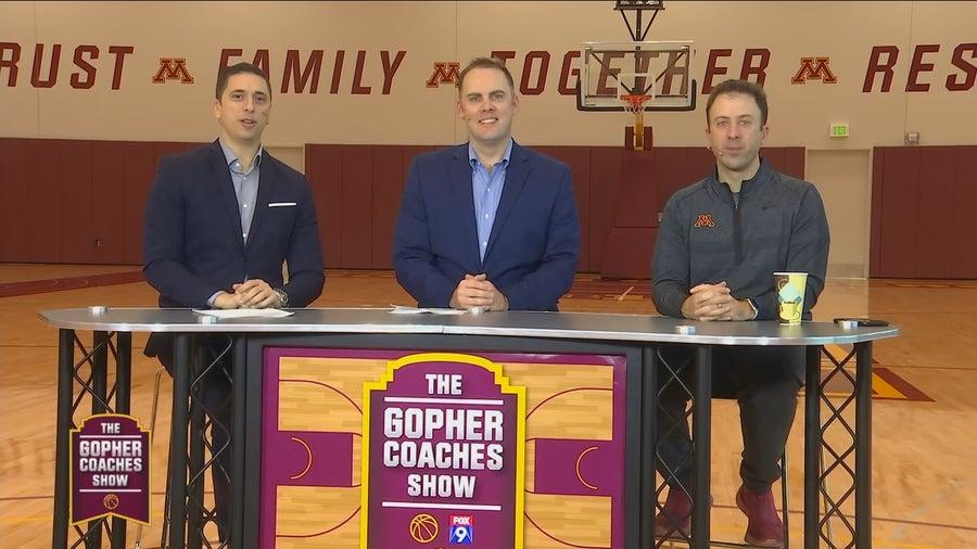 Gopher Coaches Show: Coach Pitino talks outlook for season