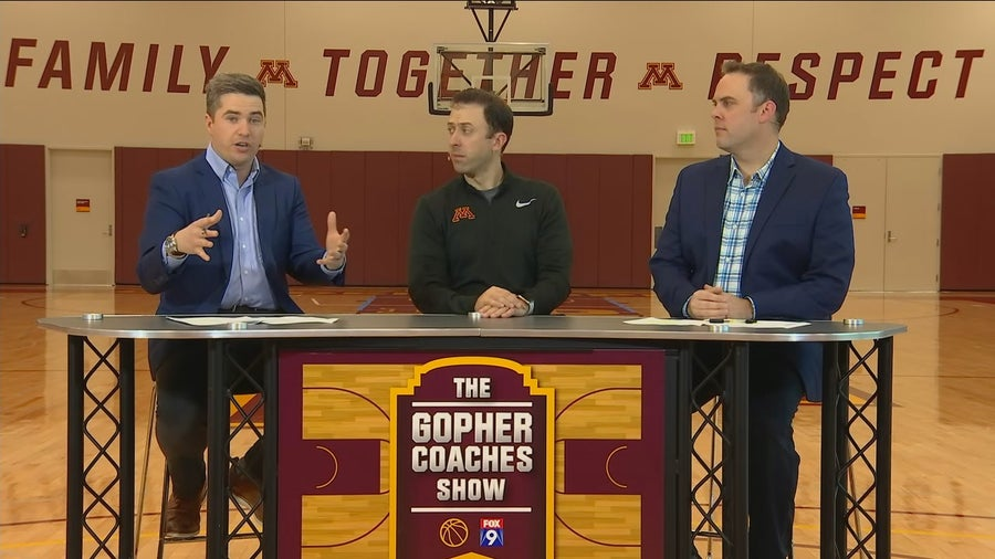 The Gopher Coaches Show: Pitino discusses difficulty of Big Ten