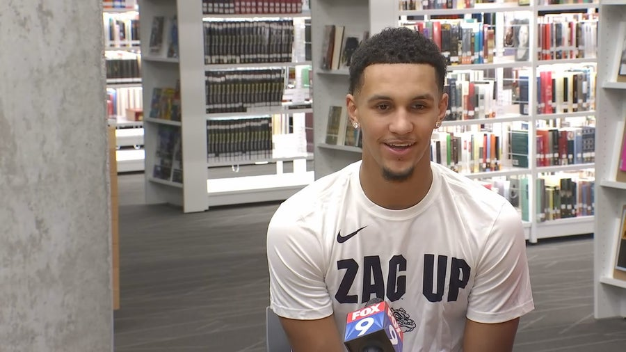 Jalen Suggs could be lottery pick in Thursday's NBA Draft
