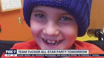 Continuing Tucker's Legacy - The Team Tucker All-Star Party
