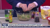 Nutritious recipes for Heart Health Month