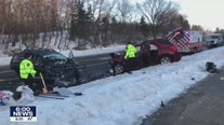 2 dead in head-on crash in Eagan, Minnesota