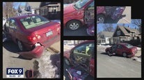 Teens steal truck, damage at least 20 vehicles in Minneapolis during hours-long joy ride