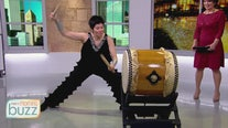 A pulse-pounding musical experience - Japanese Taiko drumming is taking the stage at the Ordway