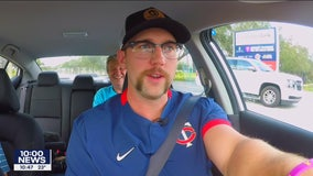 An Uber ride with former driver-turned-ALDS starting pitcher Randy Dobnak of the Minnesota Twins