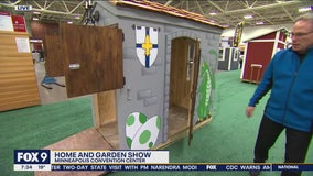 Playful designs at the Home & Garden Show