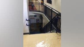 Water main break closes Annunciation School in Minneapolis