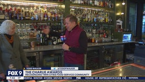 Todd Walker checks out 2020 Charlie Awards