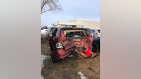 'Put the phone down': Steele County sheriff shares message after wife hit by distracted driver