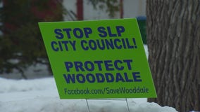 Residents along Wooddale Avenue in St. Louis Park oppose plan to reduce parking, trees in favor of bike friendliness