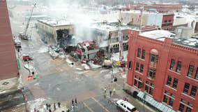 Officials: Investigation into cause of The Press Bar fire could take up to 2 weeks