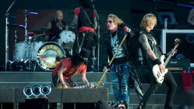 Guns 'N Roses to rock Target Field in July
