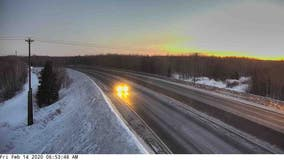 Hibbing, Minnesota hits new record low of -32 degrees Friday morning