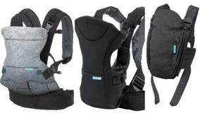 14,000 infant carriers sold at Target, Amazon recalled due to fall hazard