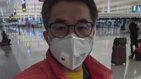 Minneapolis man recounts 'scary' experience evacuating China amid coronavirus outbreak