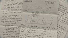 A Minnesota love story captured in letters from World War II