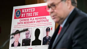 US charges 4 Chinese military members in Equifax breach: 'A deliberate and sweeping intrusion'
