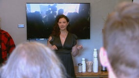 Actress Ashley Judd pitches Elizabeth Warren to Minnesota voters as candidates turn focus to Super Tuesday