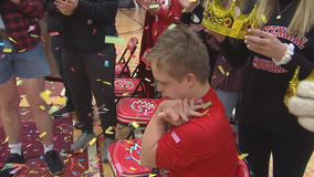 'Means the world': Minnesota teen with special needs crowned school's Senior Class King