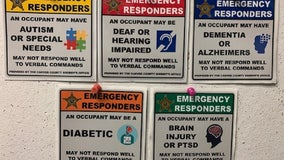 Carver County offering signs to alert first responders of residents with conditions