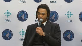 D'Angelo Russell to represent Minnesota Timberwolves at NBA Draft Lottery