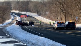 2 dead in head-on crash in Eagan, Minnesota