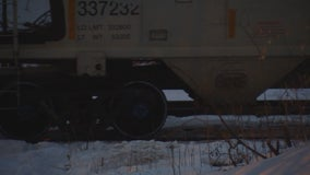 Railroad workers rescue cold, missing 5-year-old girl along tracks in St. Paul